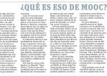 ¿Qué es eso de MOOC? por Marta G. Terán