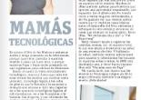 Mamás tecnológicas por Marta G. Terán