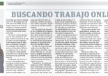 Buscando trabajo online por Marta G. Terán