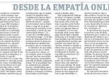 Desde la empatia online por Marta García Terám