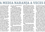 La media naranja a veces es limón por Marta García Terán
