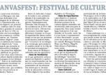 Canvasfest: Festival de Cultura Digital por Marta García Terán