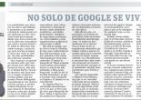 No sólo de Google se vive, por Marta García Terán