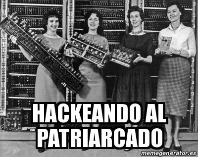 Hackeando al patriarcado