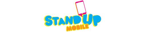 Logo de la campaña Stand Up Mobile