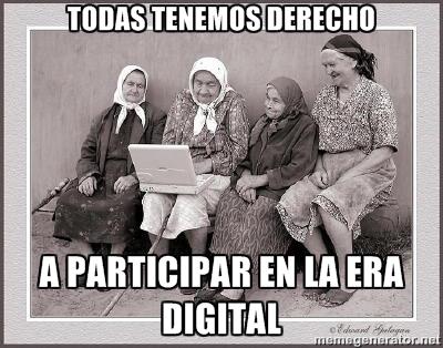 meme derecho TIC