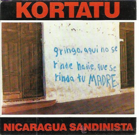 Kortatu Nicaragua sandinista