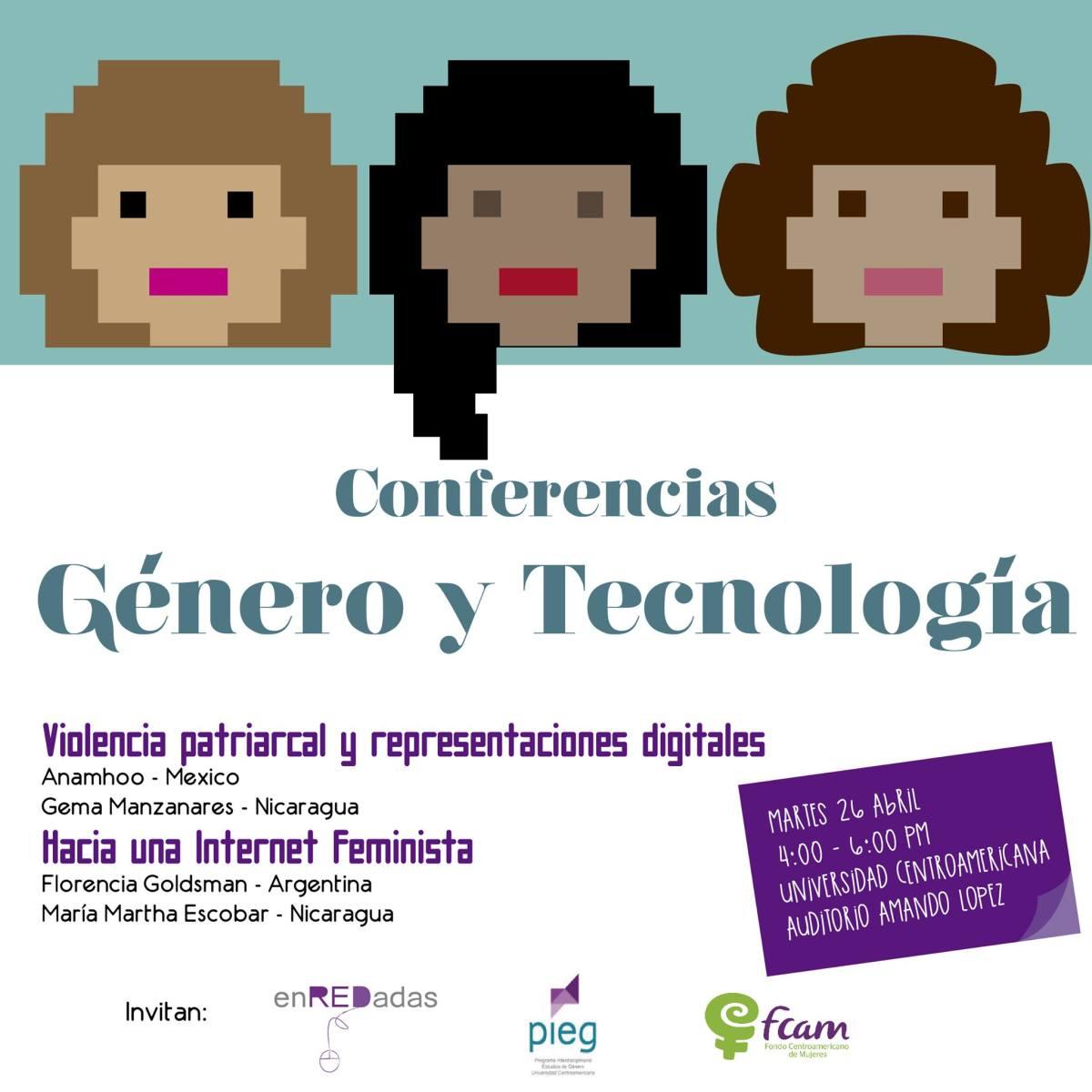 """Reflexionando sobre """"Género y Tecnología"""""""