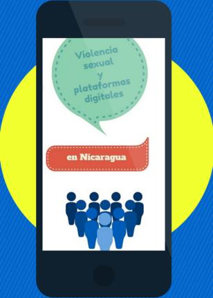 violencia sexual y plataformas digitales en Nicaragua