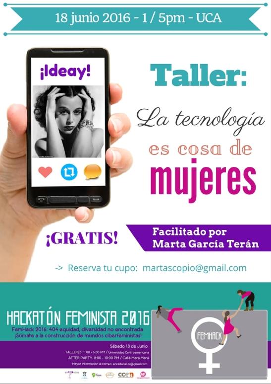 ¡Ideay! poster taller para web
