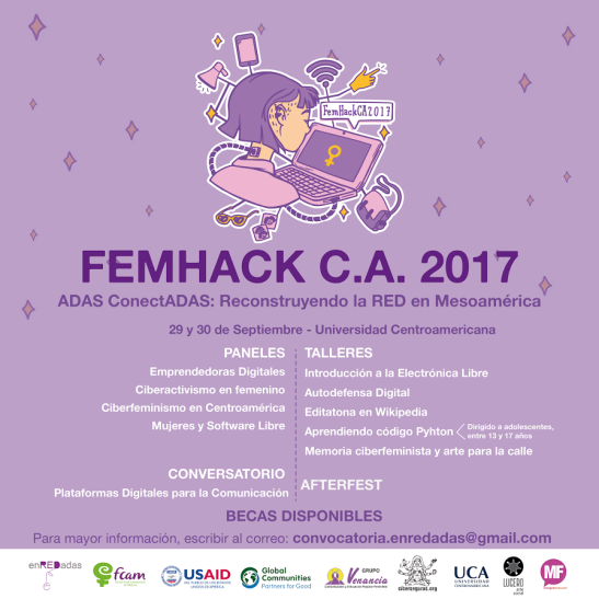 femhack CA 2017
