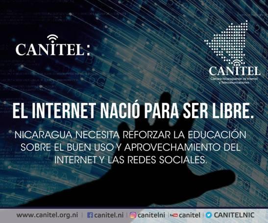 CANITEL Internet derecho humano