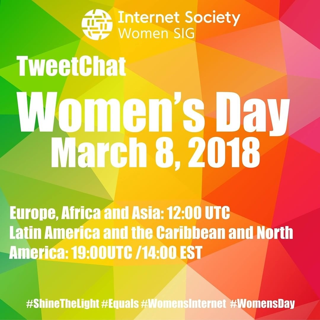 TweetChat Women´s Day